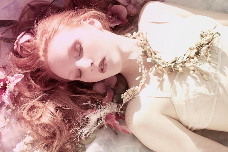 Marlène DELCAMBRE - Ophelia