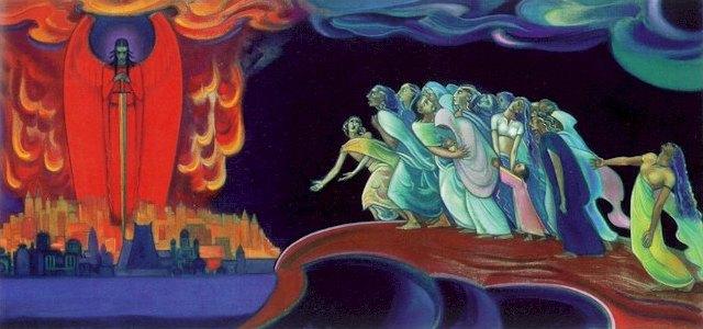 окончательный выбор пророчество агни йоги рерих записи котляра