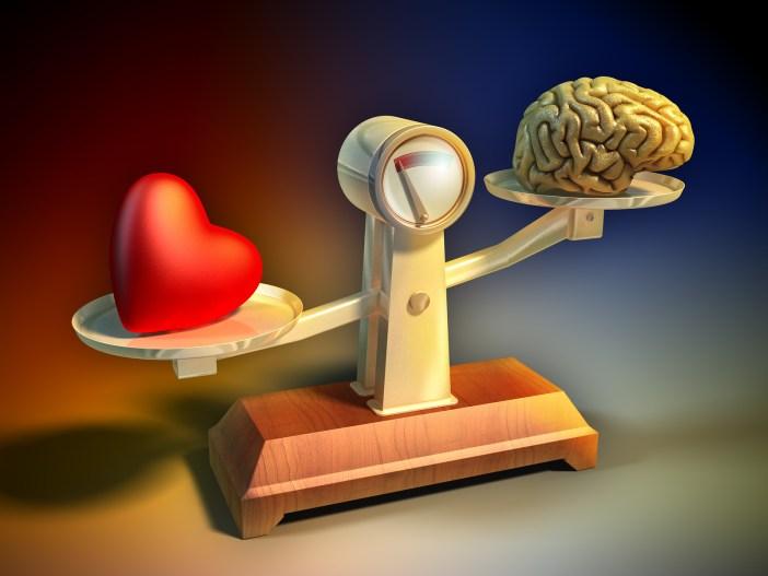 восприятие сердцем и умом
