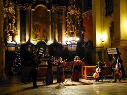 Krakow koncert w kosciele sw. Piotra i Pawla
