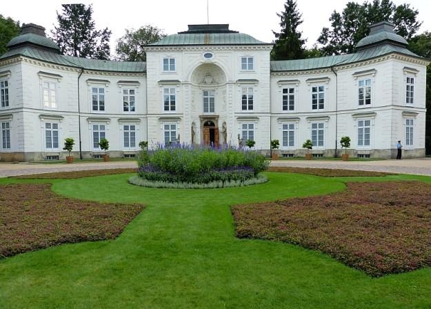 pałac myśliwiecki Łazienki