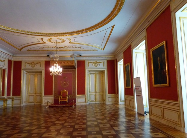 zamek królewski 1