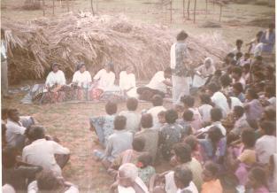Les débuts d'Agnipuri