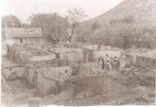 Erraobanapalli, village détruit en 1995