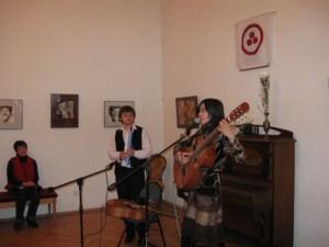 Татьяна и Сергей Левины. Фото А.Похлебалова