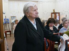 Милада Павловна Авотина – кандидат физ.мат. наук, сотрудник СПб отделения МЦР