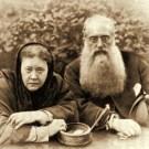 Е.П.Блаватская и полковник Генри .С.Олькотт