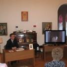 День Белого Лотоса в Музее истории города Ярославля. Выступает С.В.Скородумов