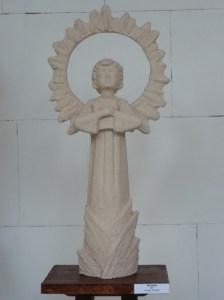3 В Ливадийском дворце презентовали скульптуры киевского мастера