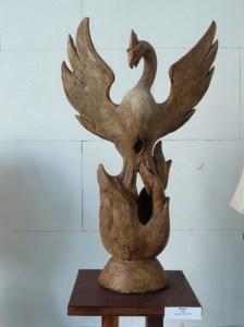 5 В Ливадийском дворце презентовали скульптуры киевского мастера