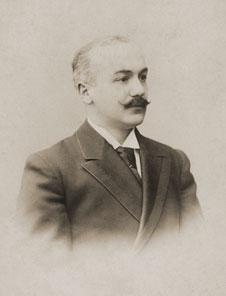 В.В. Голенищев-Кутузов, брат матери Е.И.Рерих