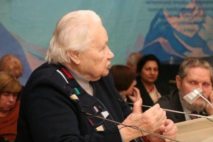 Доклад Л.В.Шапошниковой «Земной творец космической эволюции»