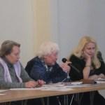 Выступление Бухарковой МарианеллыСемёновны
