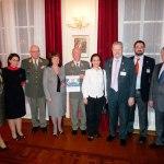 На приеме у военного коменданта Вены