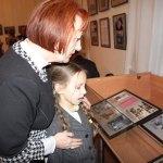 На выставке картин Н.К. и С.Н. Рерихов в г. Пенза