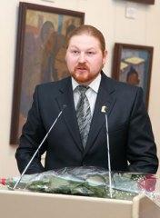 Д.Ю.Ревякин, лауреат Международной Премии имени Е.И.Рерих за 2010