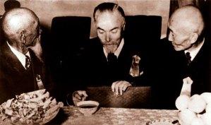 Юрий Николаевич Рерих на Международном конгрессе монголоведов Улан-Батор, 1959