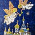 Рождественские ангелы. 2010 г.