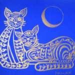 Лунные коты. 2010 г.