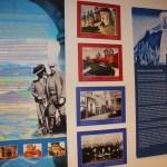 Знамя Мира Николая Рериха над финским городом Пори