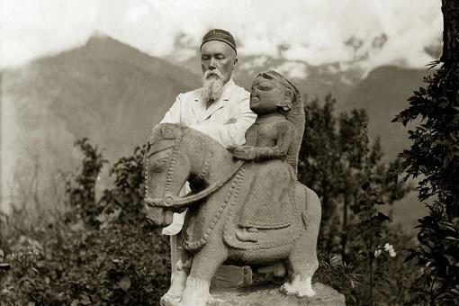 Николай Рерих, 1932−1933 годы.