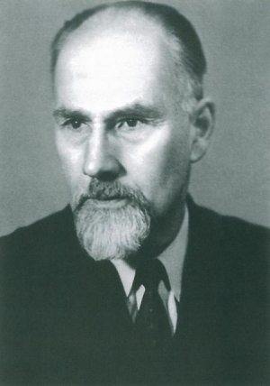 Борис Алексеевич Смирнов-Русецкий (1905-1993)