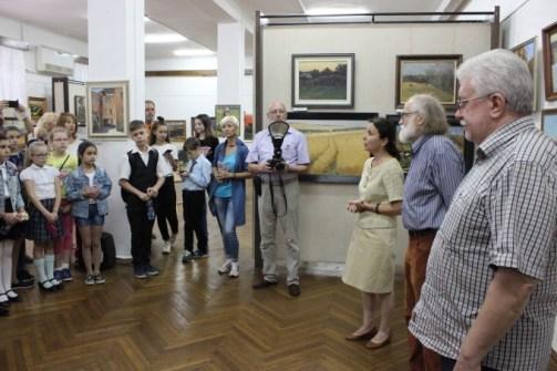 Выставка «Рерихи и Кавказ» в Пятигорском краеведческем музее