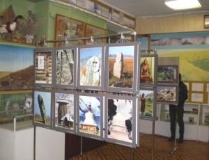 Выставка фоторабот Л.В. Шапошниковой «По маршруту Мастера» в Армянске (Республика Крым) (2)