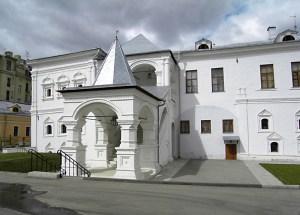 Московская усадьба Лопухиных