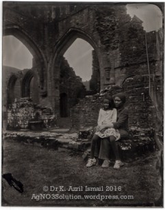 The Family - Llanthony Priory