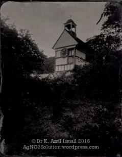 Fox Talbot Estate - The Clock tower