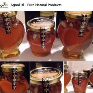 Μέλι με Ξηρούς Καρπούς