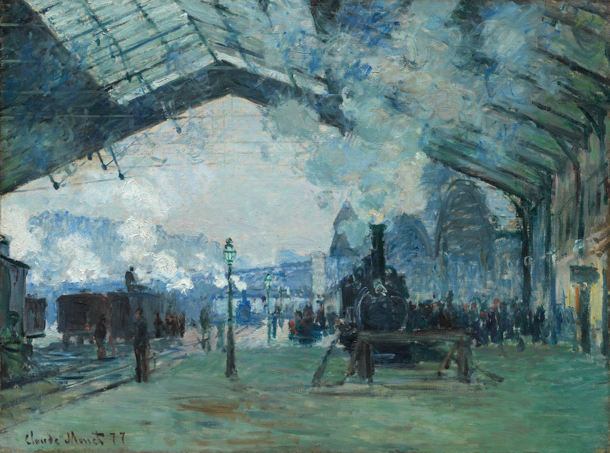 Impressionism In Age Of Industry Monet Pissarro And