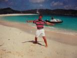 Sandy Island, Caraïbes, croisières Club med one