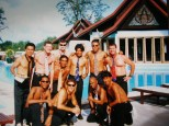 Playboys Club Med Phuket, Thaïlande