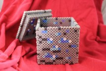 Minecraft Perler Beads Cool Projects Home - Year of Clean Water