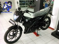 Suzuki Satria Black Predator (1)