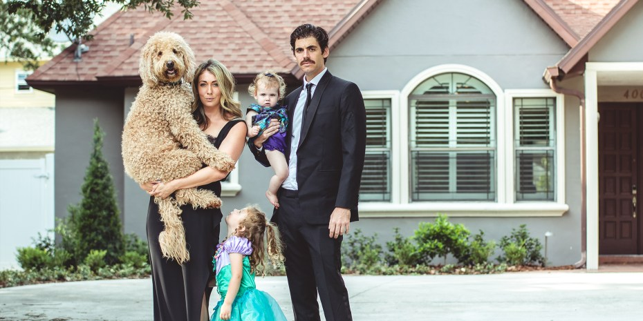 Orlando Front Porch Family and Pet Portraits A74I5181
