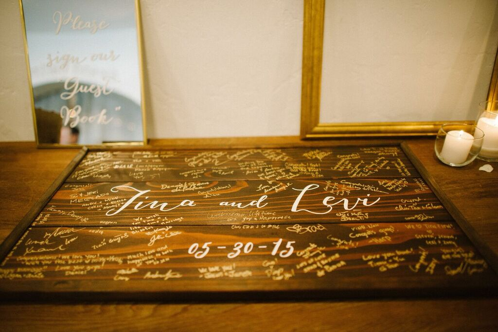 Be Our Guest: Creative Guest Book Ideas