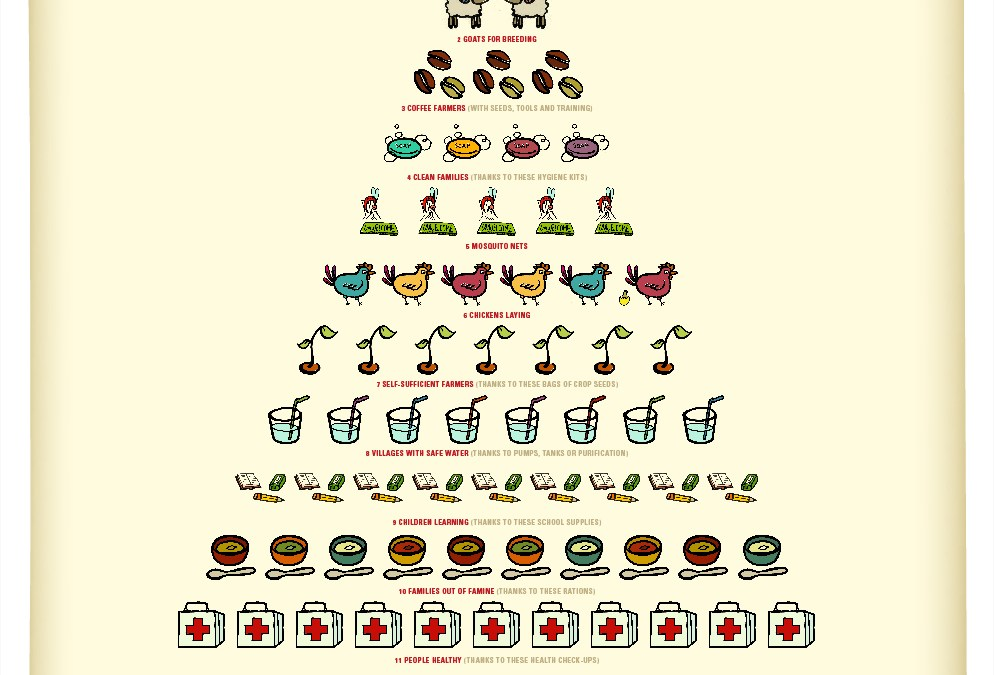A MERRY CHRISTMAS, DESIGNED BY GOOD PEOPLE 2010