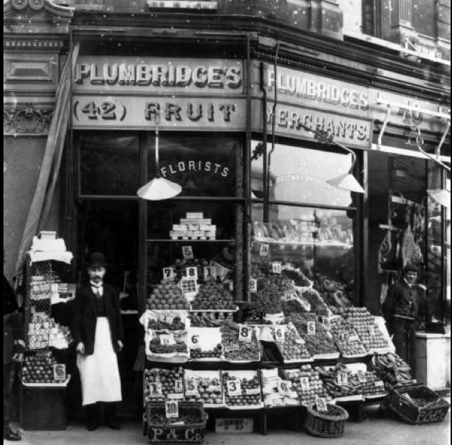 WHEN HIGH STREETS HAD PRIDE IN APPEARANCE