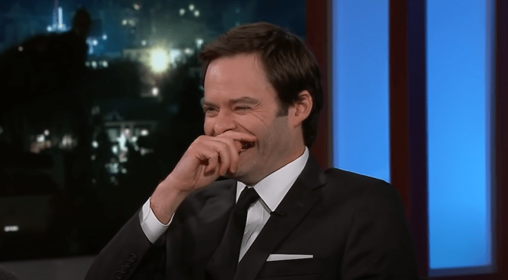 Bill Hader — Breaking Character/Impressions