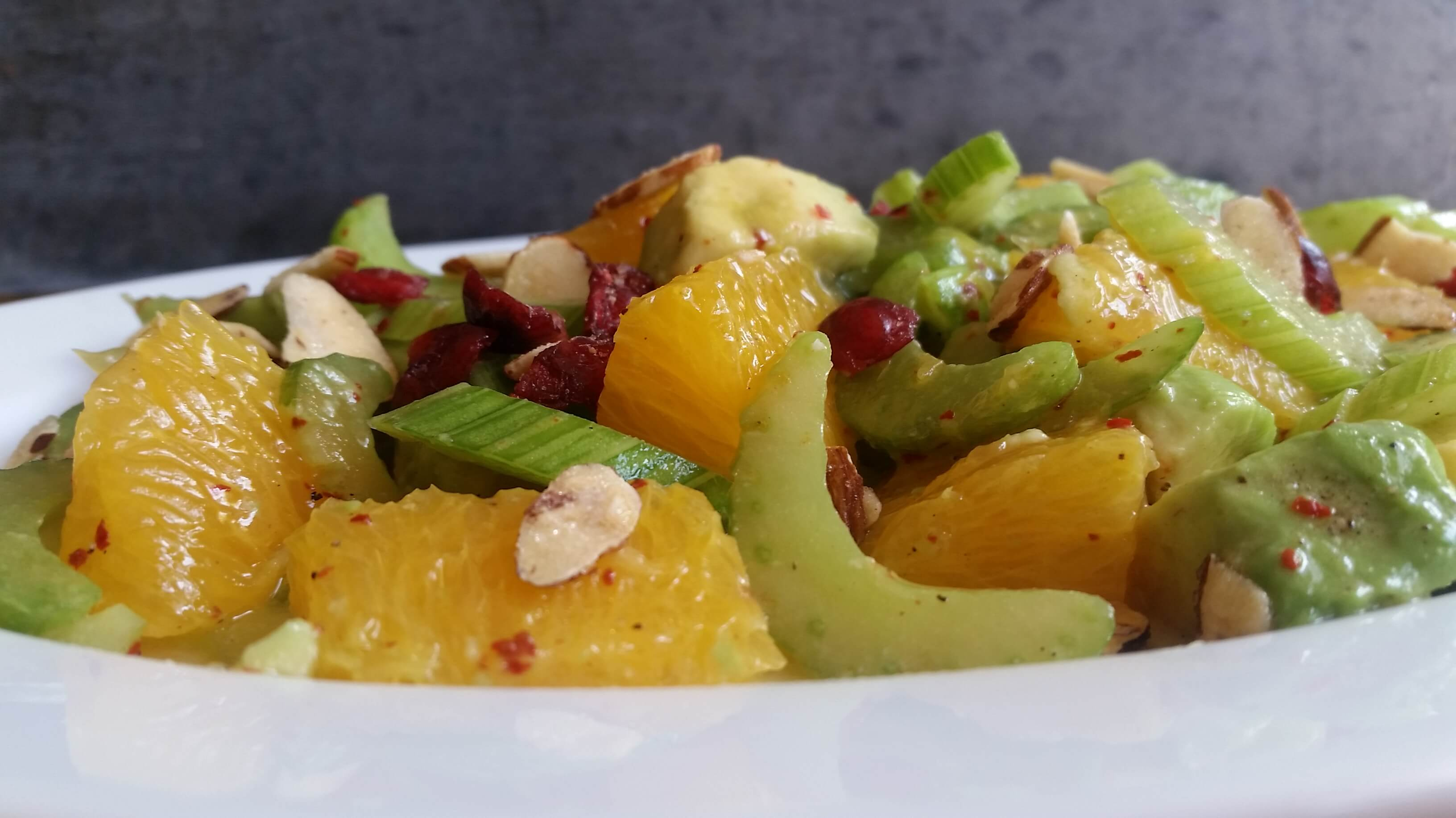 Amy's Celery Salad Recipe with Citrus and Chilies