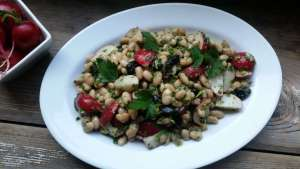 radish and white bean salad recipe