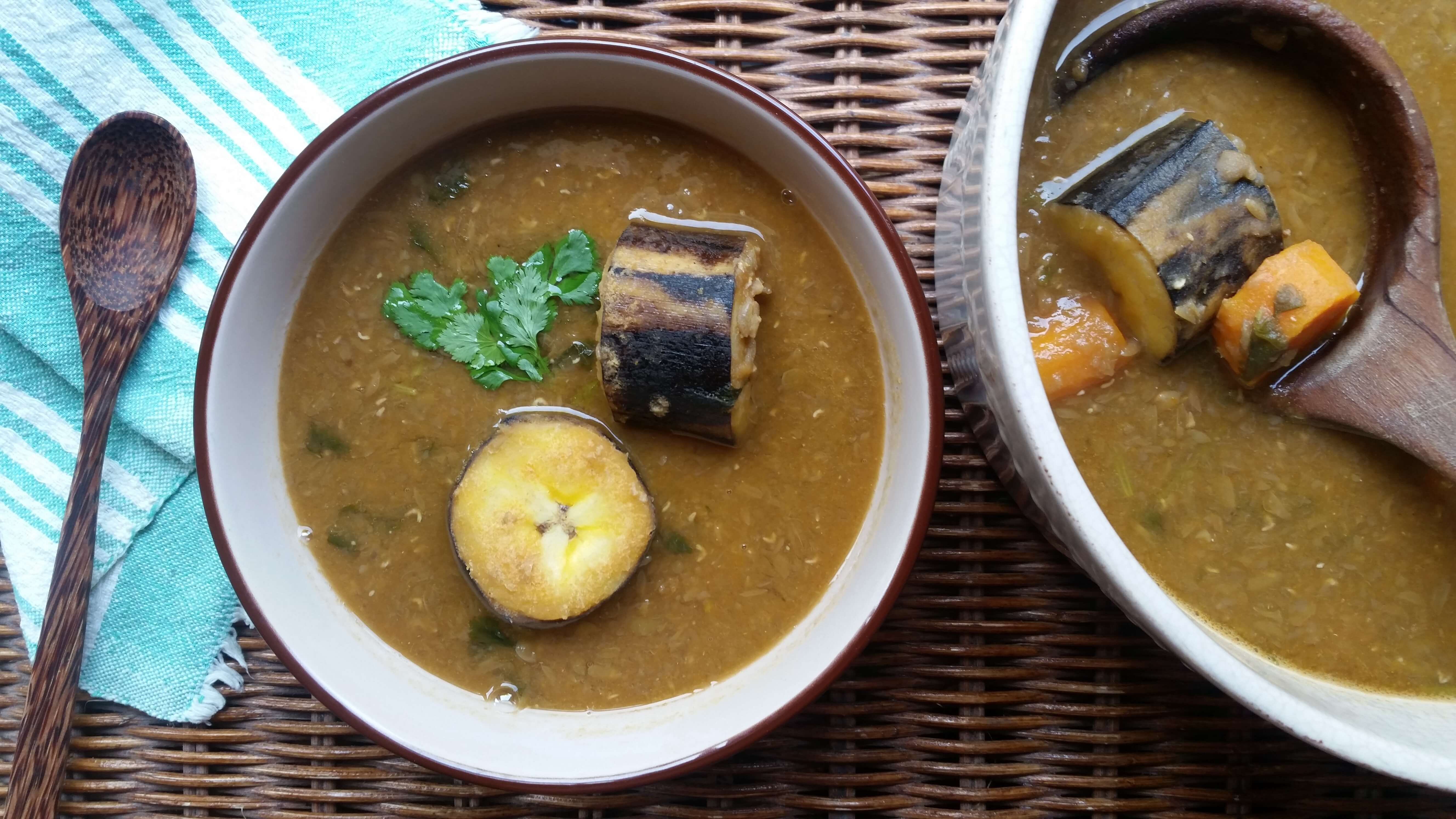 Mexican Lentil Soup Recipe