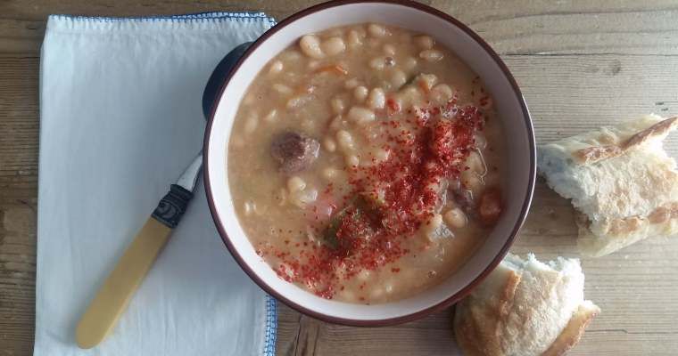 Turkish-Style White Bean Stew Recipe