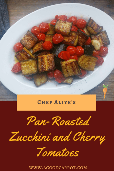 Pan Roasted Zucchini and Cherry Tomatoes Recipe, Weekly Meal Plans, Vegetable Recipes, Clean Eating Recipes, Healthy Dinner Recipes, Recipes for Dinner