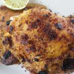 weeknight chicken recipe-turmeric-chicken-sumac-lime_a-good-carrot