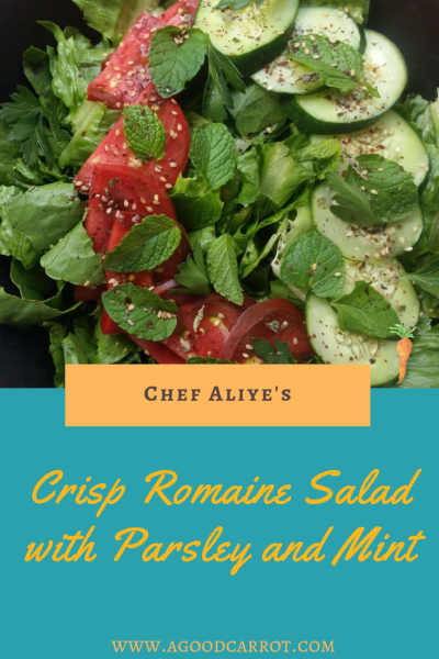 romaine salad recipe, Weekly Meal Plans, Vegetable Recipes, Clean Eating Recipes, Healthy Dinner Recipes, Recipes for Dinner