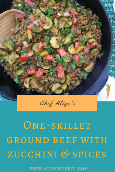 simple ground beef recipe